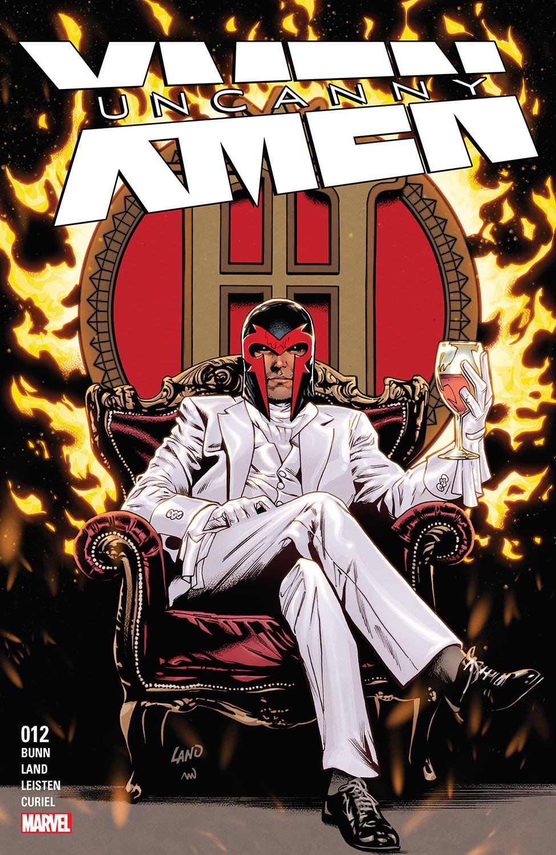 Uncanny X-Men (2016) #12