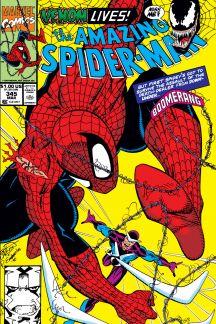The Amazing Spider-Man (1963) #345