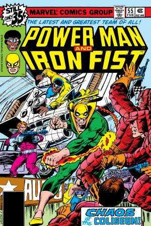 Power Man and Iron Fist (1978) #55