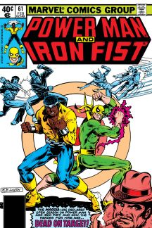 Power Man and Iron Fist (1978) #61