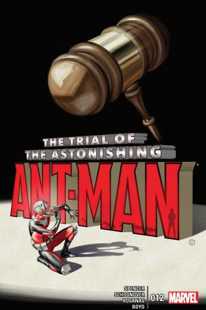The Astonishing Ant-Man #12