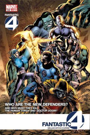 Fantastic Four (1998) #559