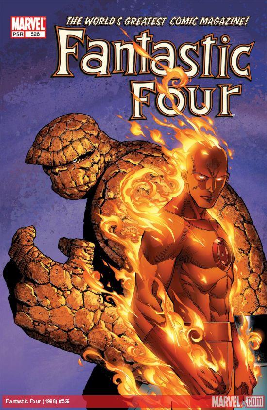 Fantastic Four (1998) #526