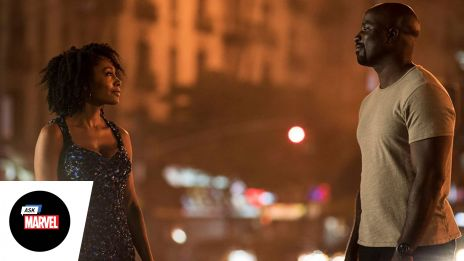 Ask Marvel: Marvel's Luke Cage