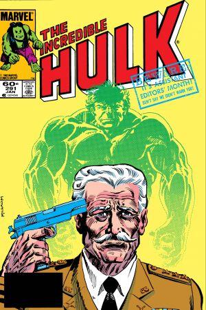 Incredible Hulk (1962) #291