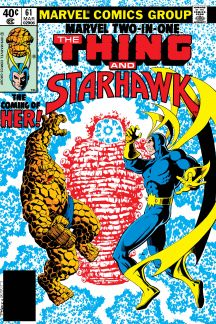 Marvel Two-in-One (1974) #61