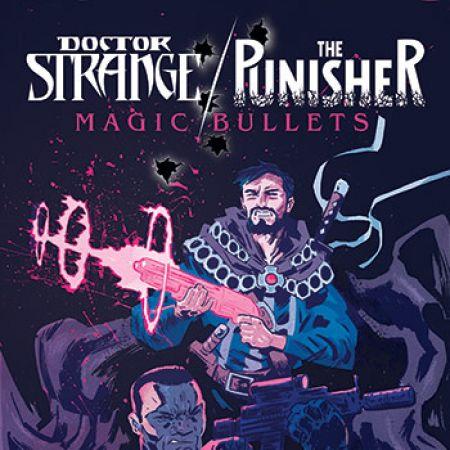 Doctor Strange/Punisher: Magic Bullets Infinite Comic (2016-2017)