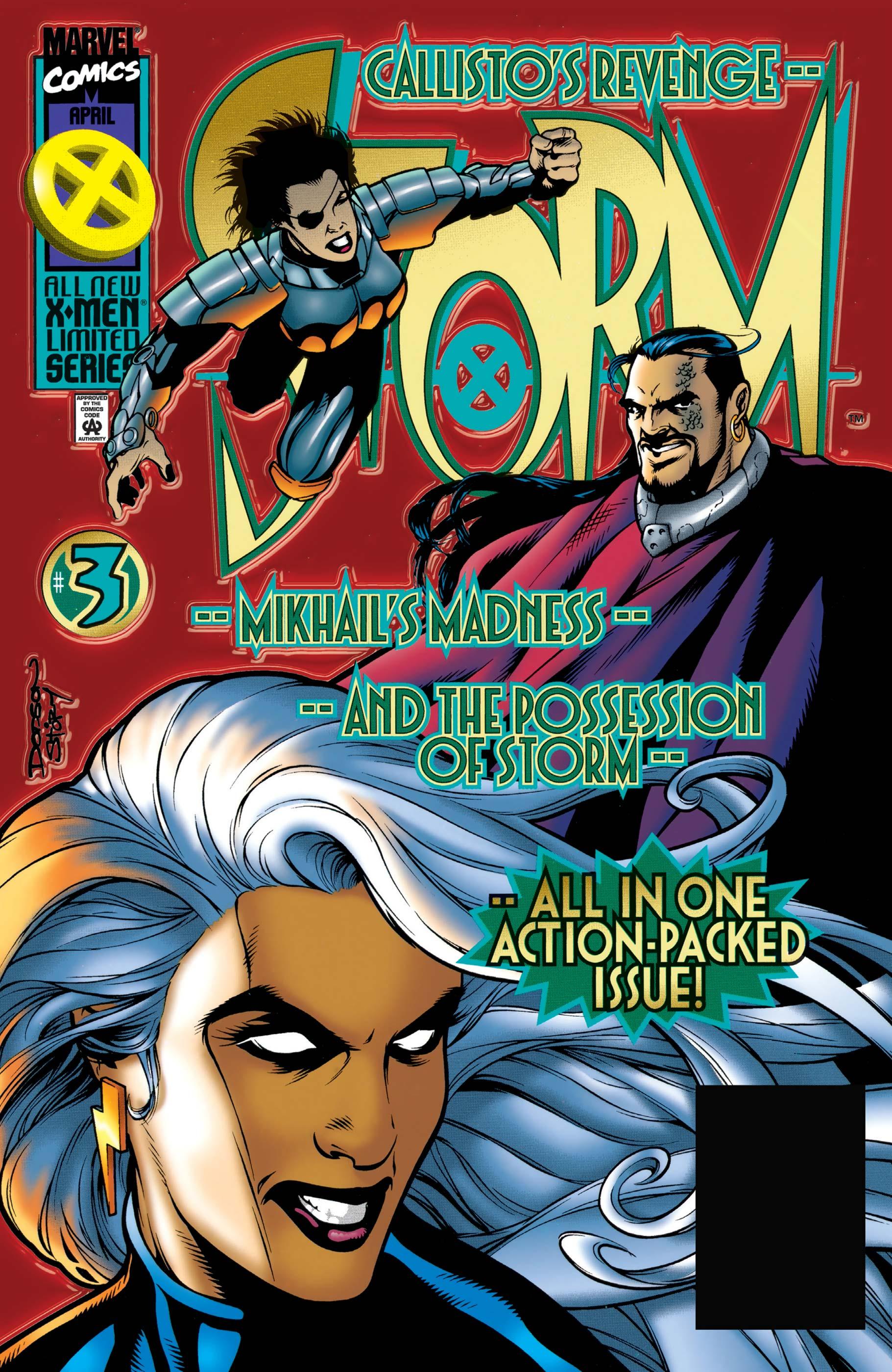 Storm (1996) #3