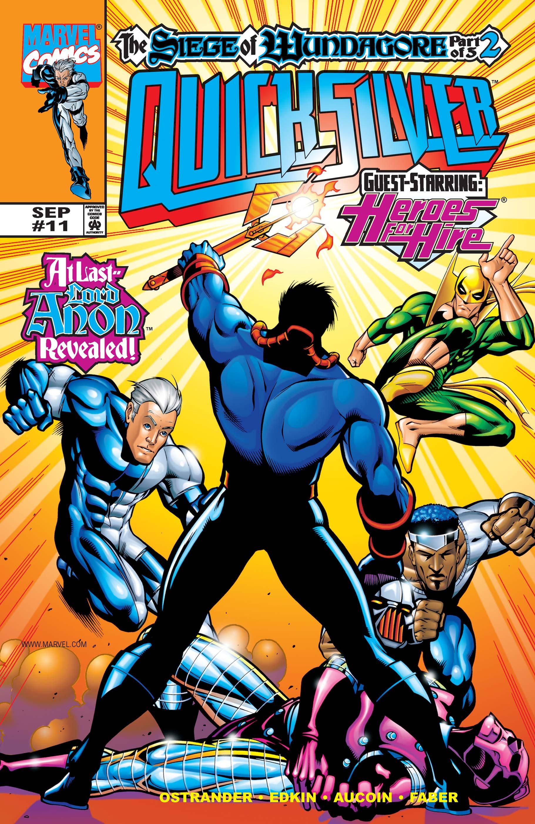 Quicksilver (1997) #11