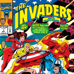 Invaders (1993) #1