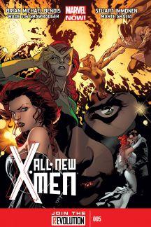 All-New X-Men (2012) #5