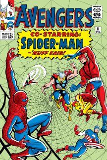 Avengers (1963) #11