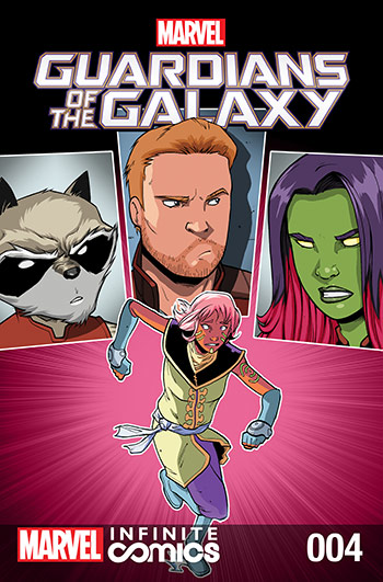 Guardians of the Galaxy: Awesome Mix (2016) #4