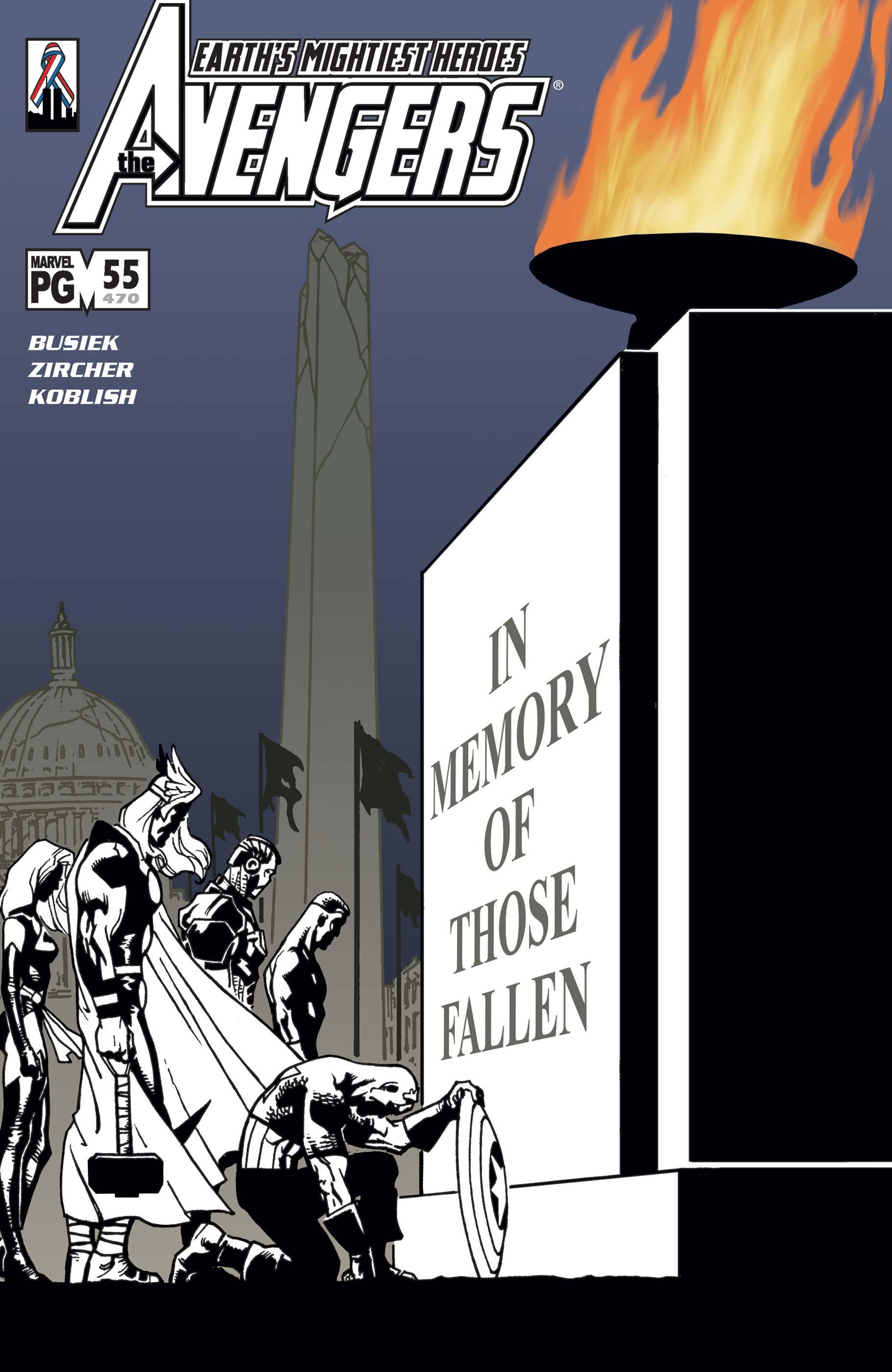 Avengers (1998) #55