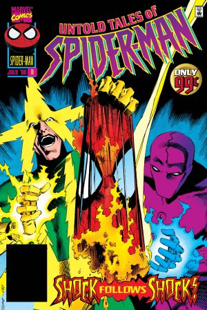 Untold Tales of Spider-Man (1995) #11