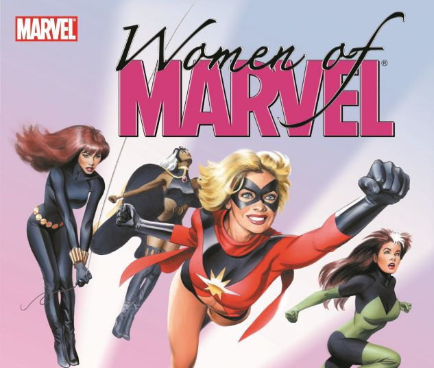 WOMEN OF MARVEL 0 cover