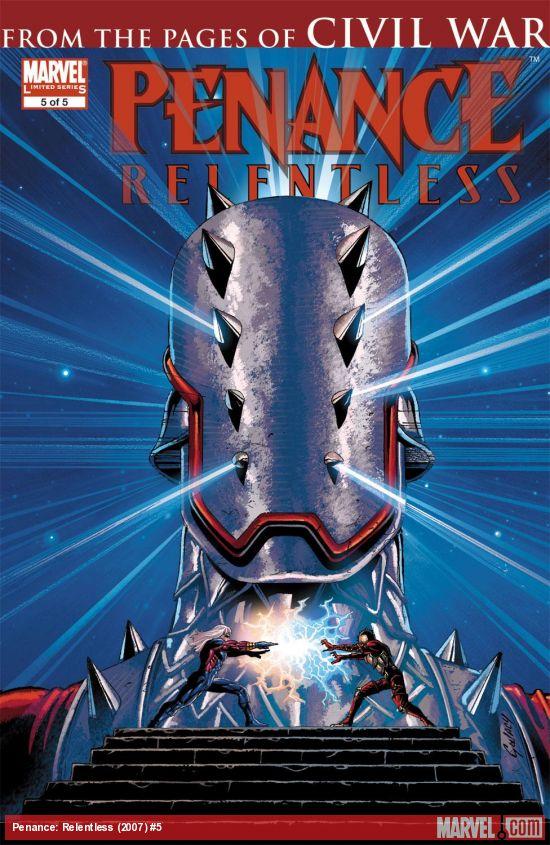 Penance: Relentless (2007) #5
