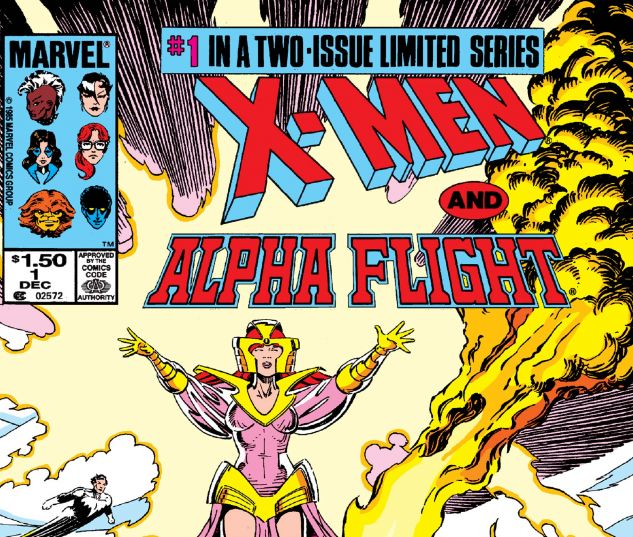 X-Men/Alpha Flight (1985) #1