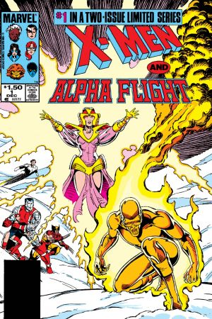X-Men/Alpha Flight (1985) #1