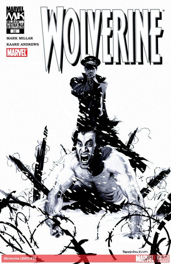 Wolverine (2003) #32