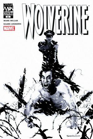 Wolverine #32