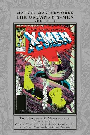 Marvel Masterworks: The Uncanny X-Men Vol. 10 (Hardcover)