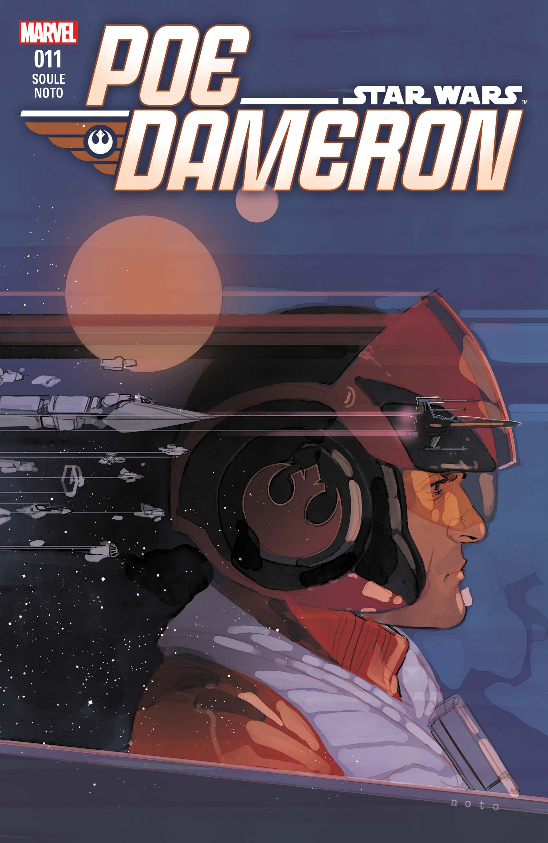 Star Wars: Poe Dameron (2016) #11