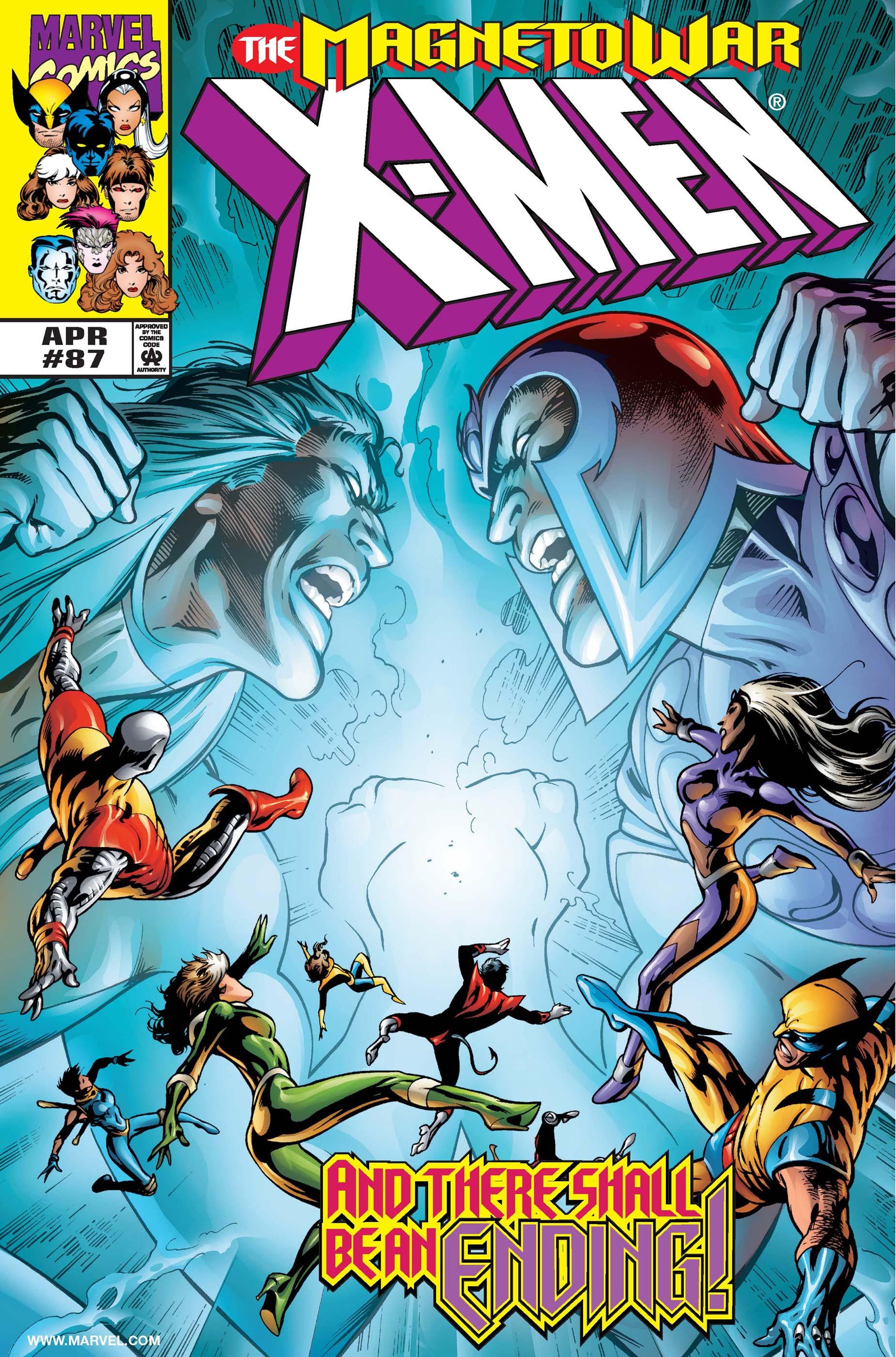 X-Men (1991) #87