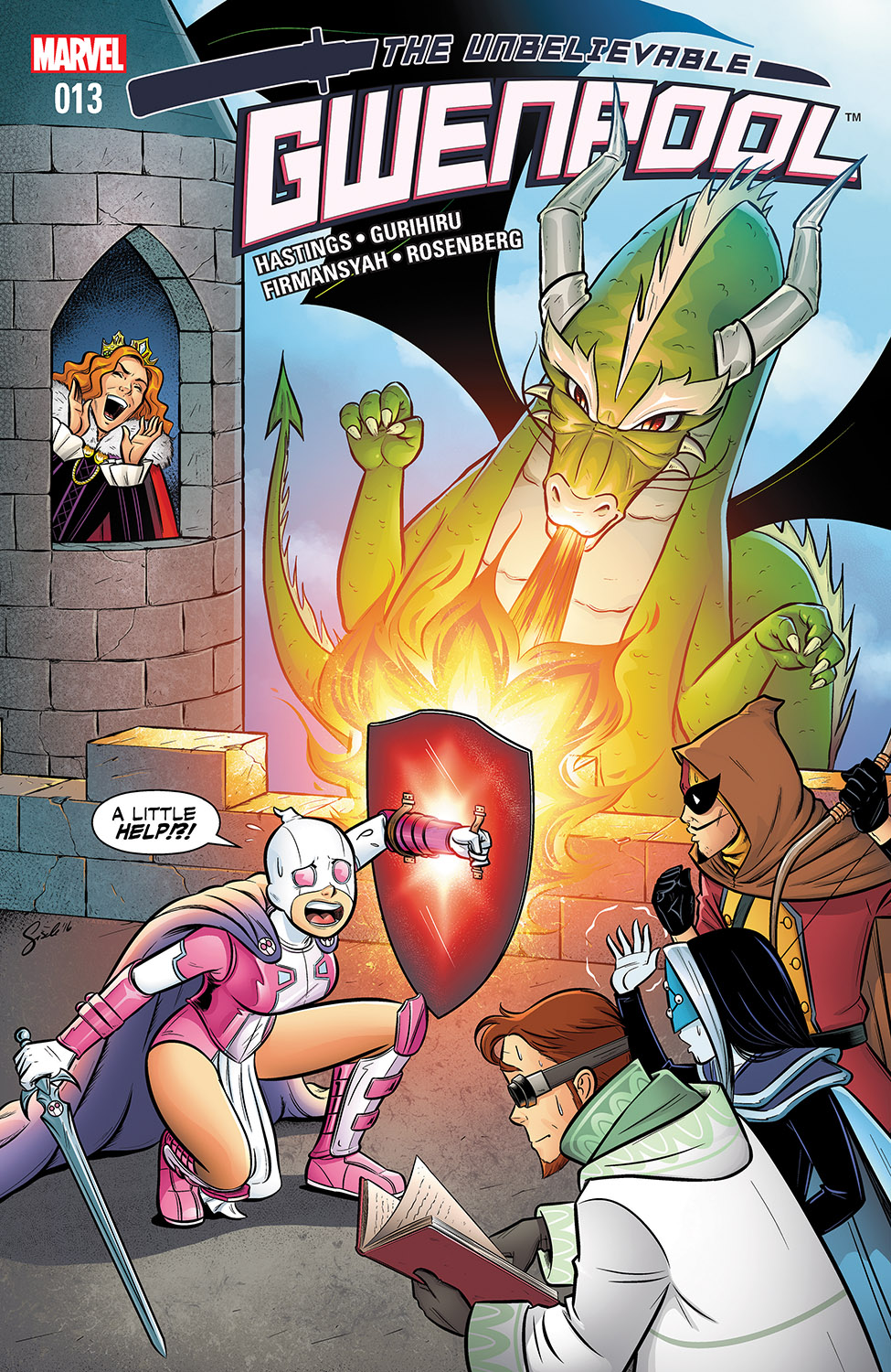 The Unbelievable Gwenpool (2016) #13