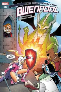 The Unbelievable Gwenpool #13