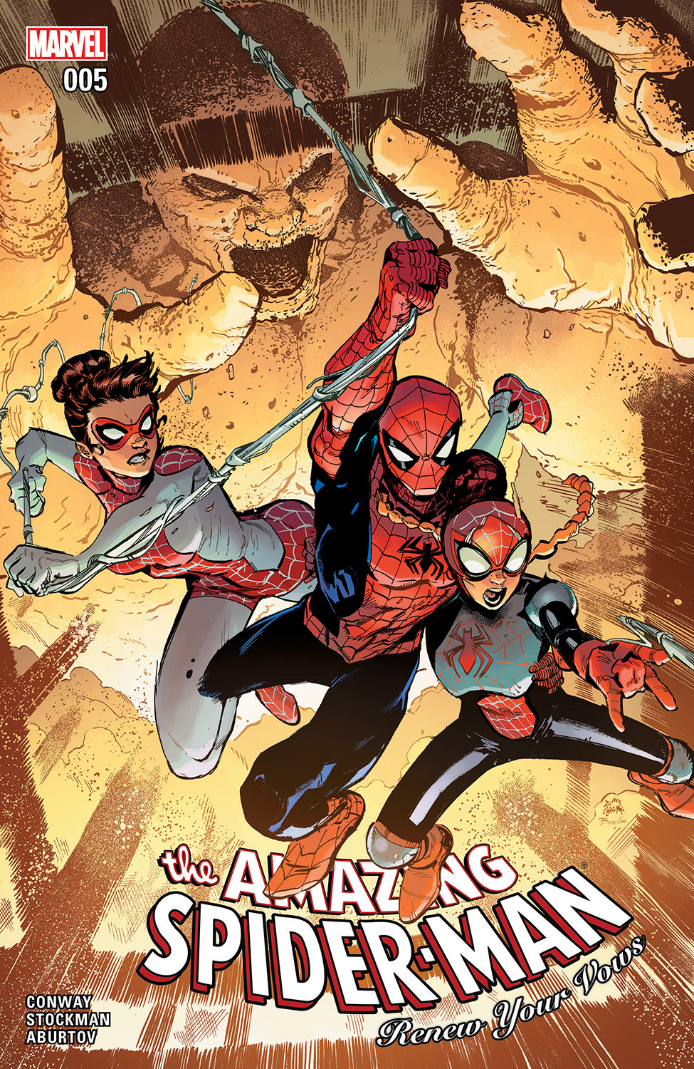 Amazing Spider-Man: Renew Your Vows (2016) #5