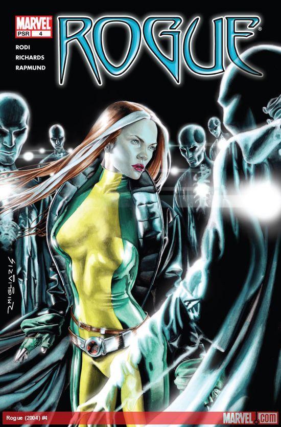 Rogue (2004) #4