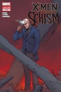 X-Men: Prelude to Schism (2011) #1