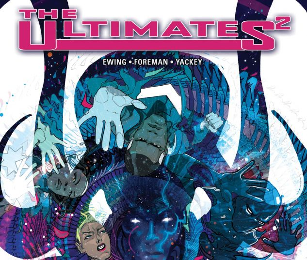 cover from Ultimates 2 (2016) #6