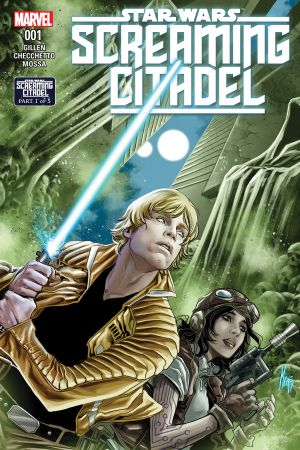 Star Wars: The Screaming Citadel (2017) #1