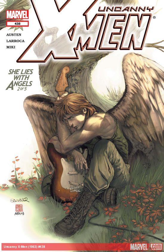 Uncanny X-Men (1963) #438