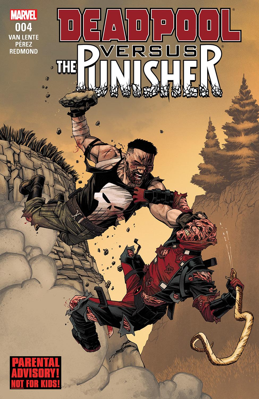 Deadpool Vs  the Punisher (2017) #4 | Comics | Marvel com