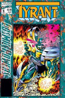 Cosmic Powers (1994) #6
