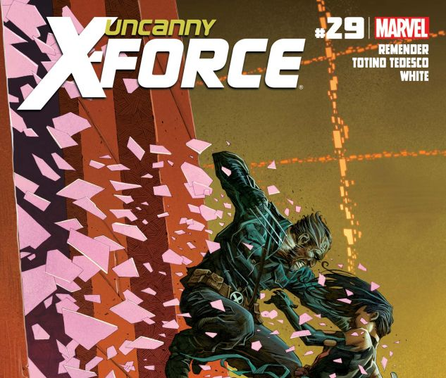 Uncanny X-Force (2010) #29