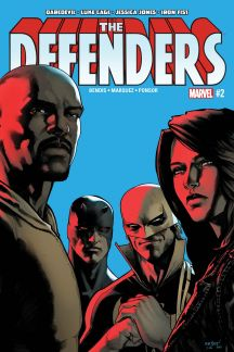 Defenders (2017) #2