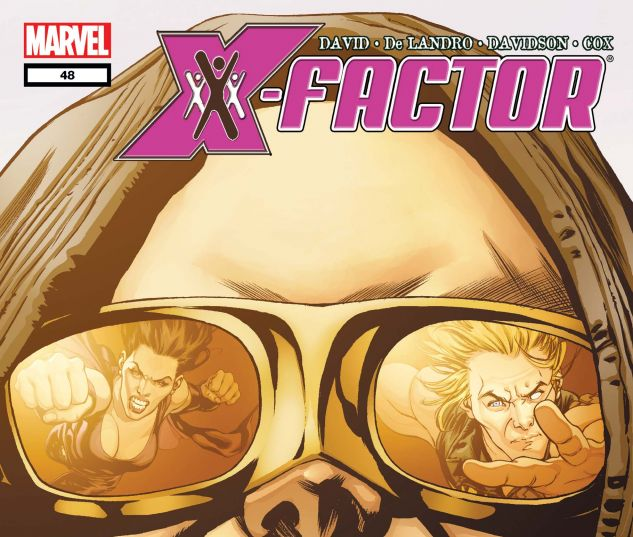 X-FACTOR (2005) #48