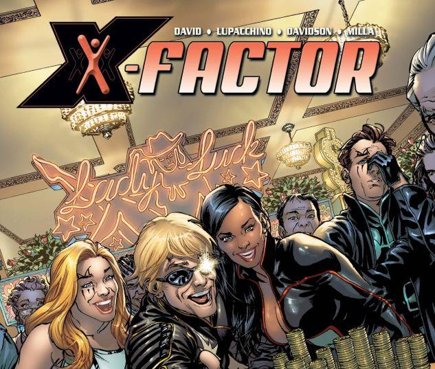 X-FACTOR (2005) #209