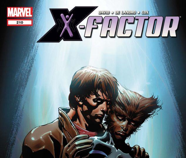 X-FACTOR (2005) #210