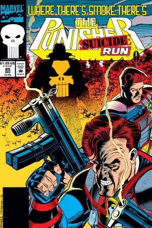 The Punisher (1987) #85