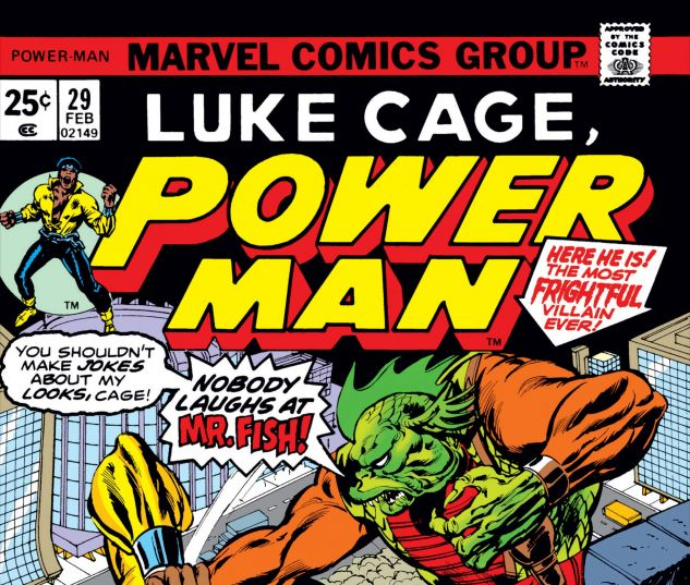 Power Man #29
