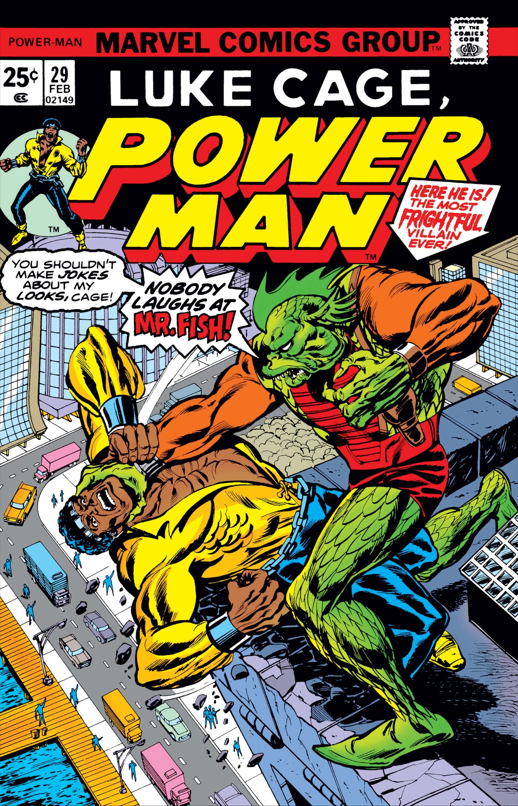 Power Man (1974) #29