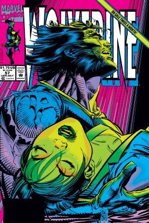 Wolverine (1988) #57