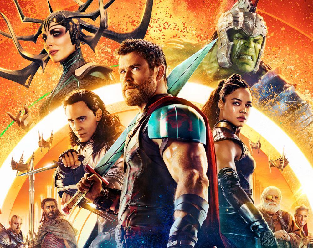 Gaze Upon the 'Thor: Ragnarok' IMAX Poster