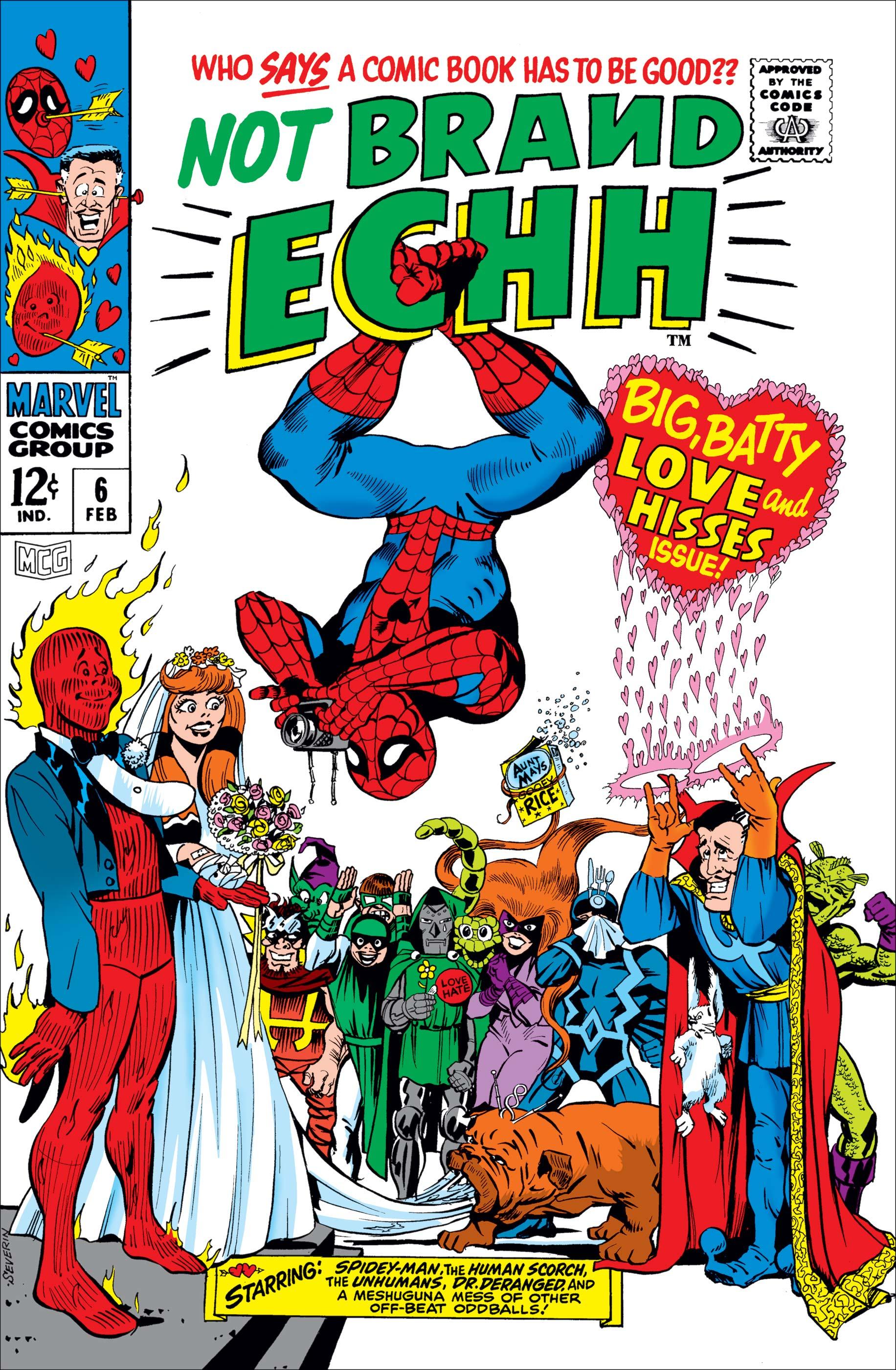 Not Brand Echh (1967) #6