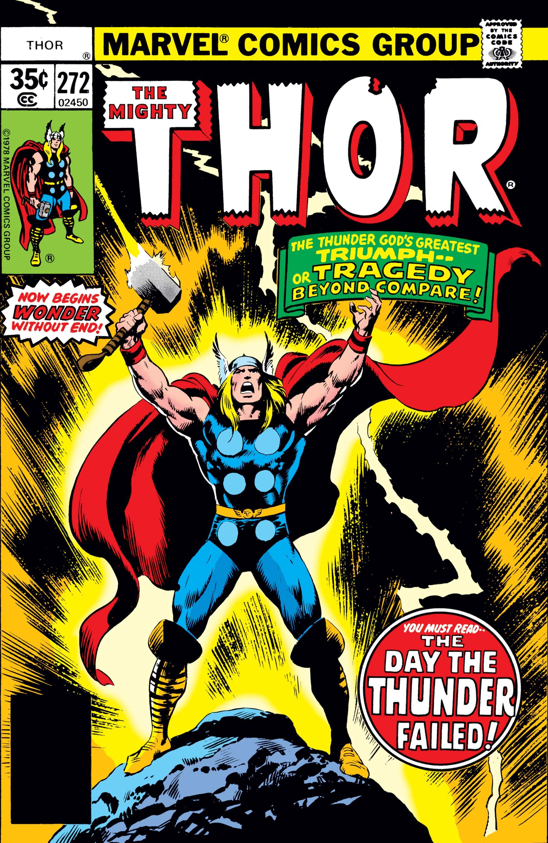 Thor (1966) #272
